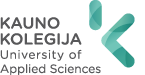 Library and Centre of Information Resources of Kauno kolegija logo