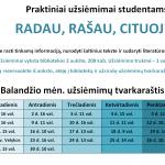Mokymai-balandis