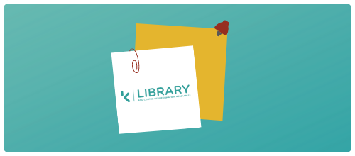 Online course about KUAS Library in English